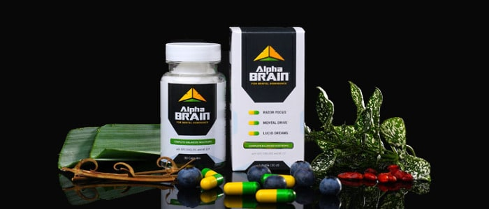 Alpha Brain is a natural and safe nootropic supplement