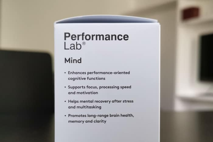 The benefits of Performance Lab Mind