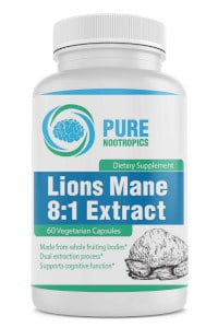 Buying Lion's Mane Mushroom from Pure Nootropics